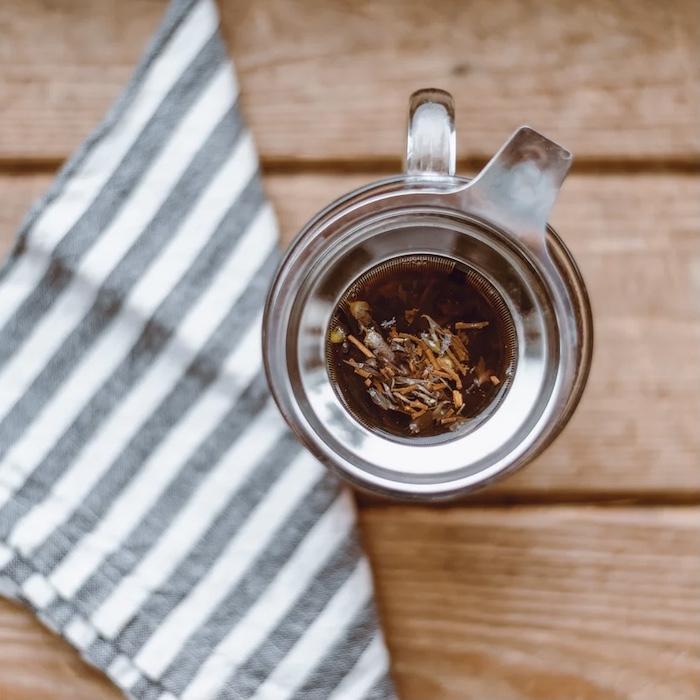 10 Easy Low Waste Swaps | Loose leaf tea