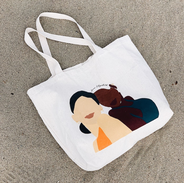 10 Easy Low Waste Swaps | Tote Bag