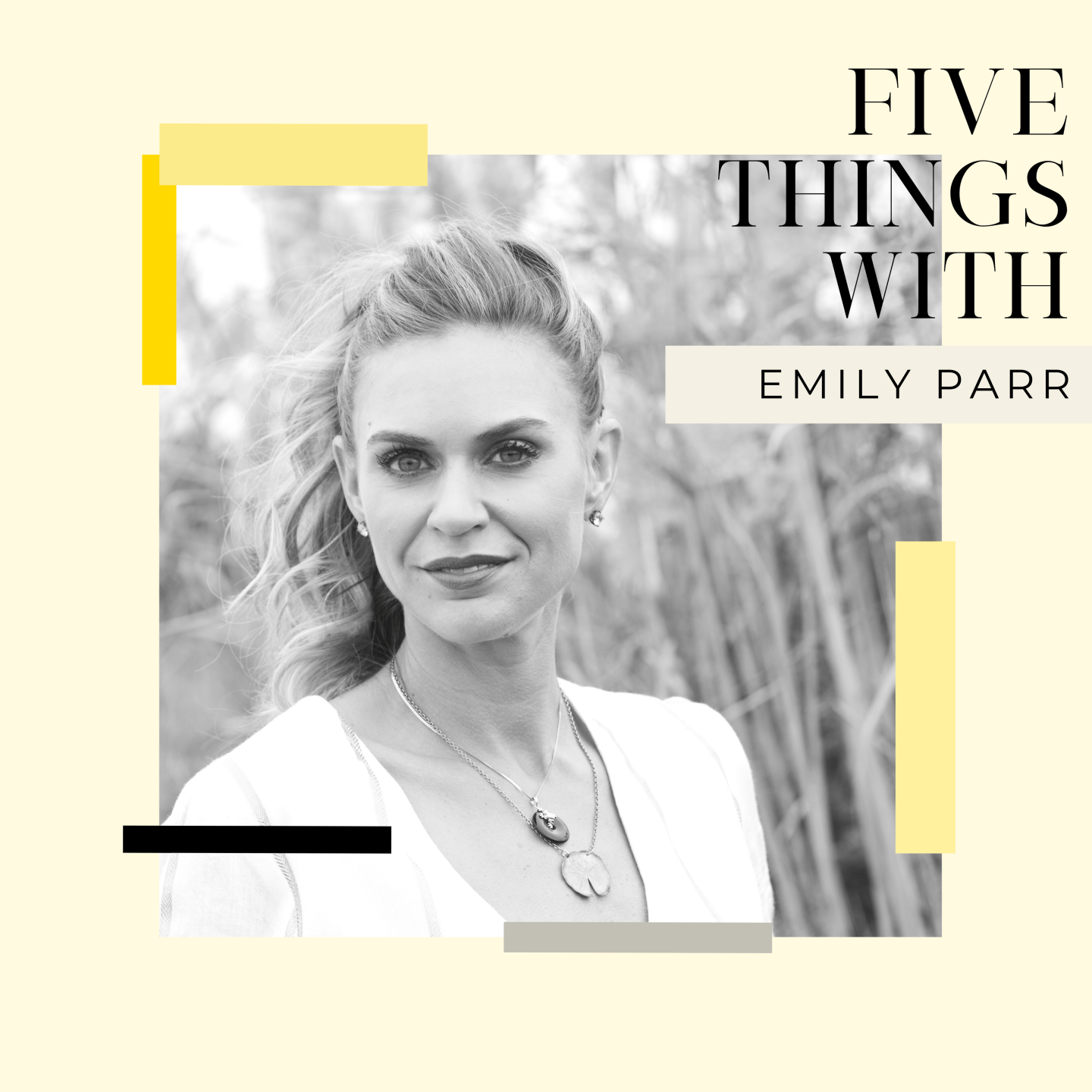 Five Things with Holi Frog Co-Founder, Emily Parr