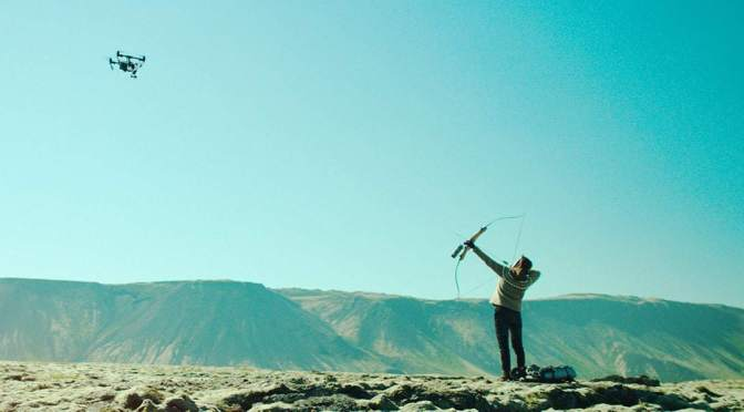 Woman at war blends disparate styles to create an unclassifiable eco-thriller with a wink