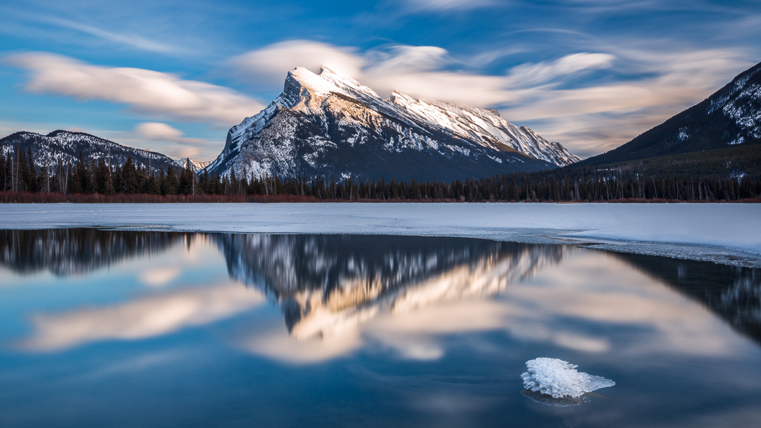 Behind the Scenes: Winter landscape photography in Banff, Alberta