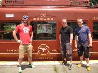The Fujikyu 'Express'