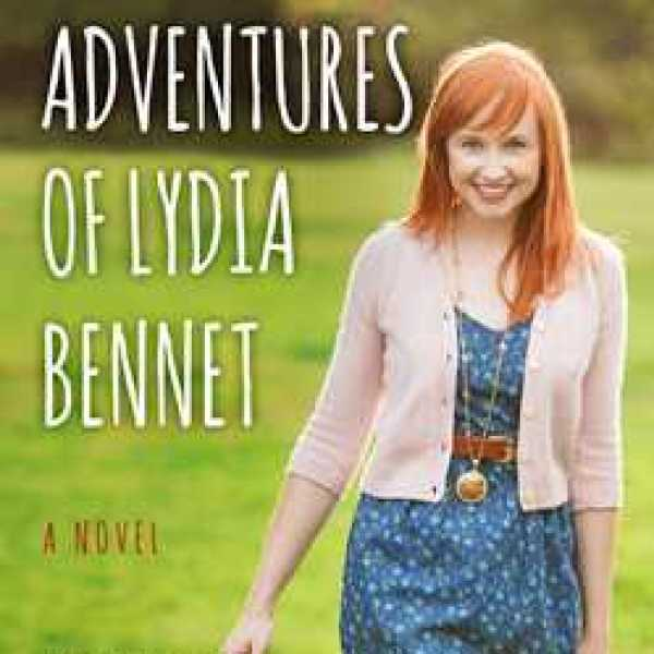 : The Epic Adventures of Lydia Bennet by Kate Rorick and Rachel Kiley