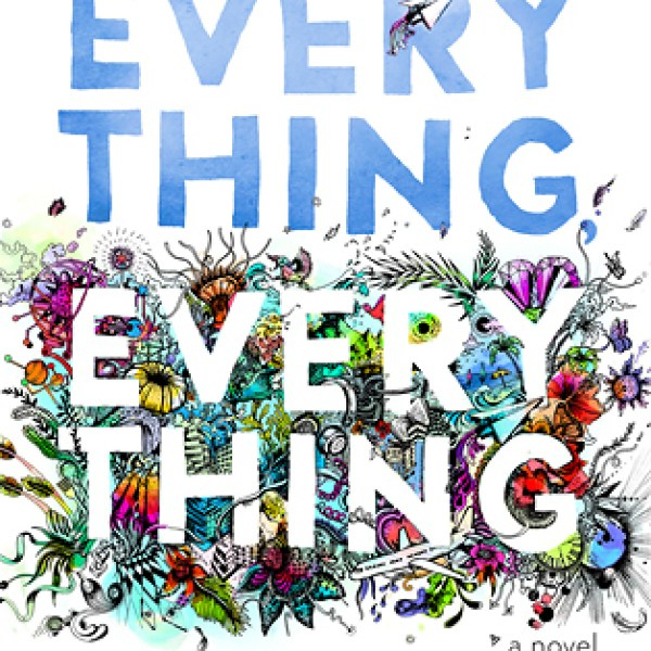 """This Slope is Treacherous"" Everything, Everything by Nicola Yoon"