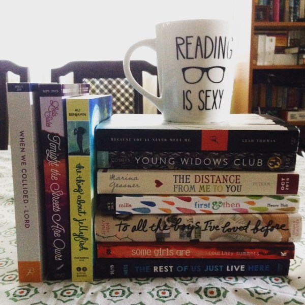 #TopTenTuesday: My Fall 2015 To-Be-Read List!