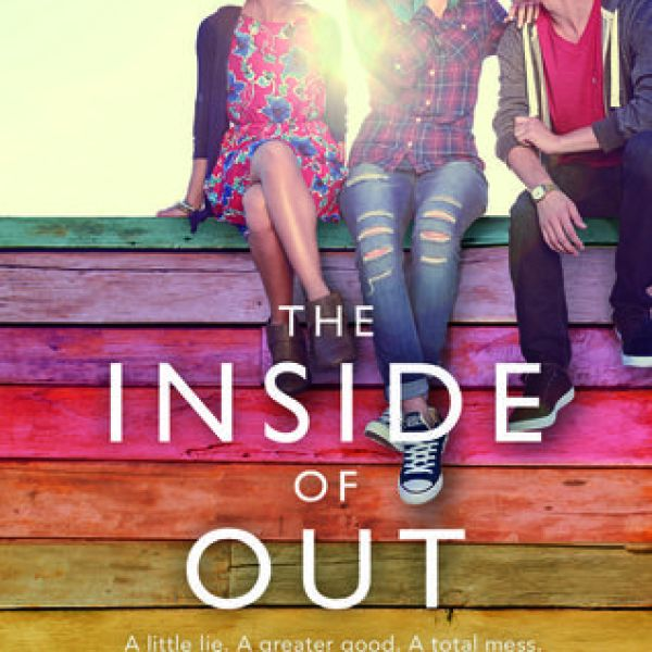 Waiting on Wednesday: The Inside of Out by Jenn Marie Thorne
