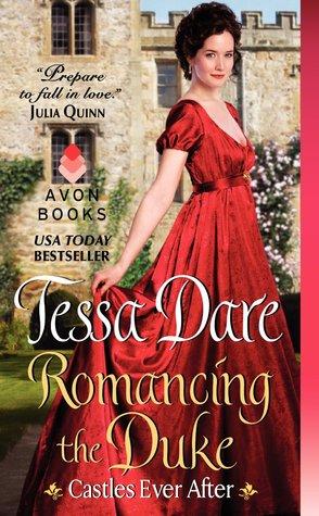 Recently in Romance #1: Reviews of Tessa Dare, Sarina Bowen & More!