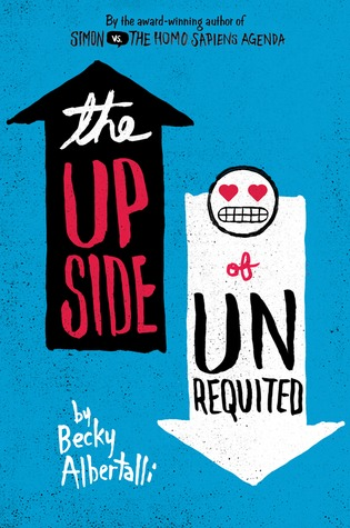 Waiting on Wednesday | The Upside of Unrequited by Becky Albertalli