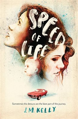On Writing Longhand | Speed of Life Blog Tour | Guest Post by JM Kelly |