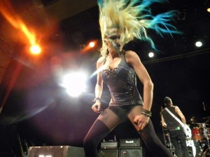 The Butcher Babies (photo by Mike Ritchie)