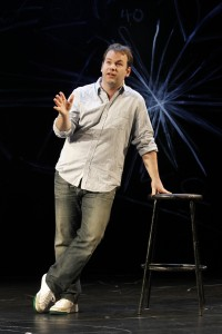 Mike Birbiglia's My Girlfriend's Boyfriend Barrow Street Theatre