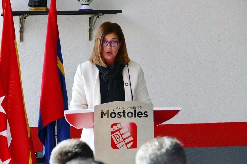 La alcaldesa confirma su positivo por Covid-19