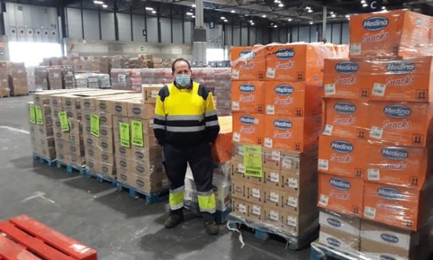 Aperitivos Medina mantiene su actividad y realiza varias donaciones para ayudar en la lucha contra el Covid-19