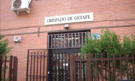 La Diócesis de Getafe ofrece la parroquia de Santa María de la Alegría para acoger las cenizas de los difuntos hasta que puedan ser trasladadas