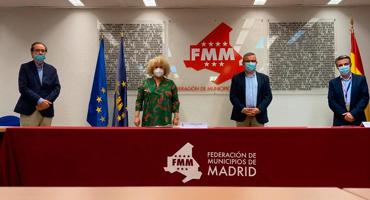 La Plataforma de Medios Locales y la FMM acuerdan un convenio para instar a los Ayuntamientos a realizar comunicación de servicio público