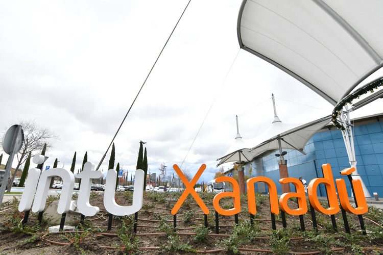 intu Xanadú celebra Black Friday con el lanzamiento de su nueva aplicación móvil