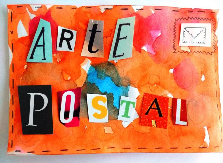 Móstoles organiza un certamen internacional de  Arte Postal