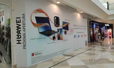 Huawei inaugura este sábado su nueva tienda física en intu Xanadú