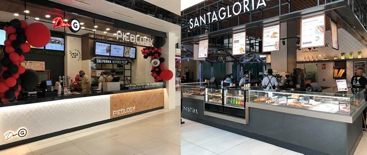 intu Xanadú suma nueva oferta de restauración a su 'food court'