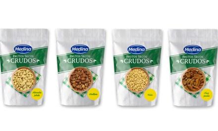 Aperitivos Medina amplía su gama de Crudos con cuatro nuevas variedades
