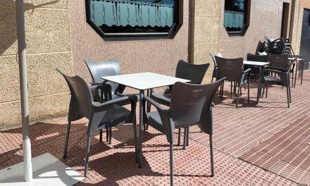 Móstoles no cobrará la tasa de veladores y terrazas de 2020