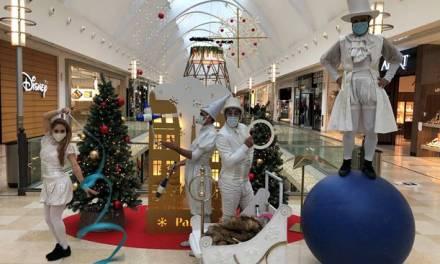 intu Xanadú te invita a viajar a lugares de ensueño esta Navidad