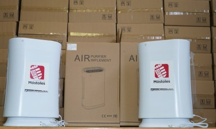 Instalados los 1.500 filtros HEPA en centros educativos públicos de la localidad