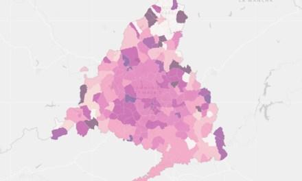 La incidencia de Covid en Móstoles aumenta ligeramente