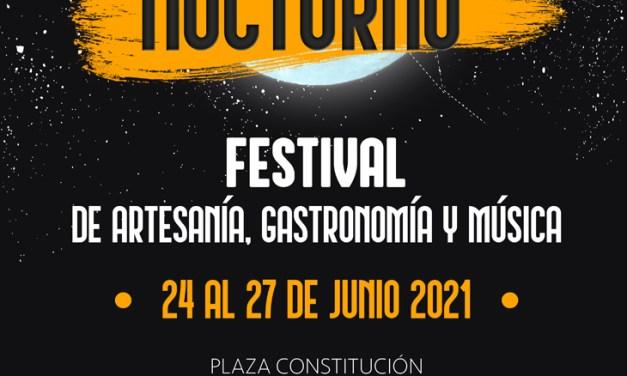 Primera Edición de El Álamo Nocturno, festival de gastronomía, artesanía y música