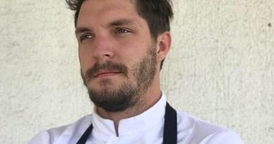 Chef Maximiliano Rivera