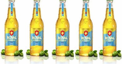 Royal Guard Smooth Lager
