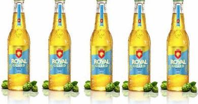 Royal Guard Smooth Lager