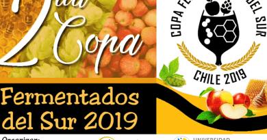 Copa Fermentados del Sur 2019