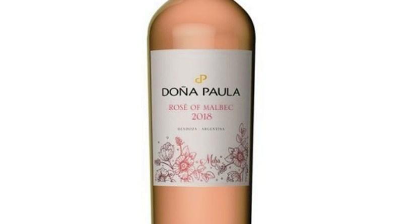 Doña Paula Rosé of Malbec