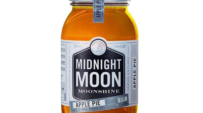 Midnight Moon Apple Pie