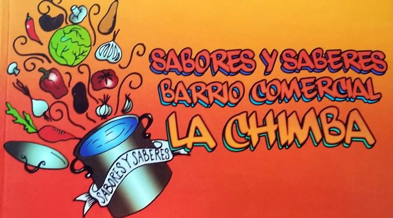 Libro sabores barrio La Chimba