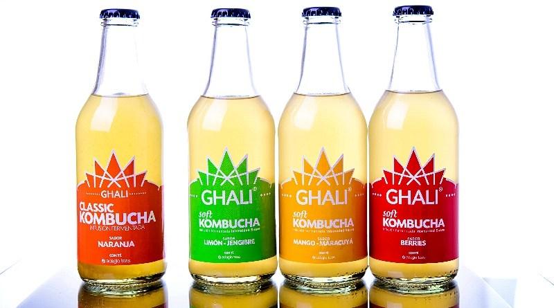 Ghali Kombucha