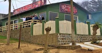 Restaurante San Pablo en El Tabo
