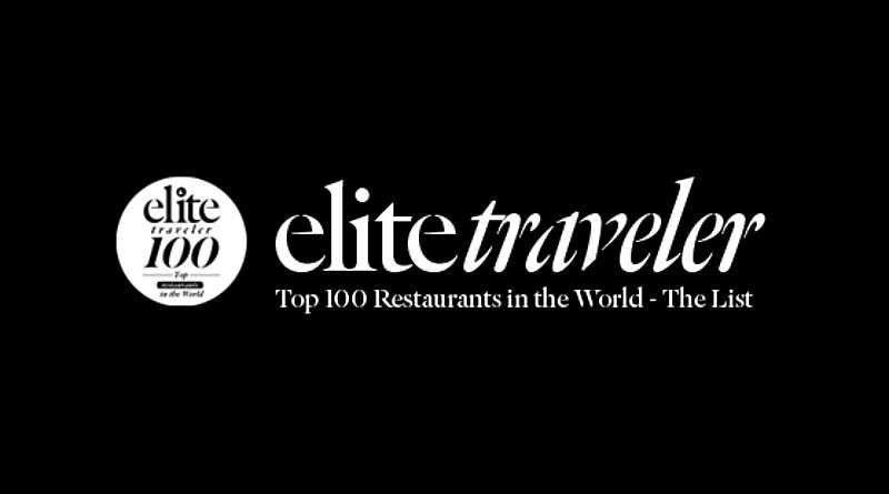 Los 100 mejores restaurantes del mundo