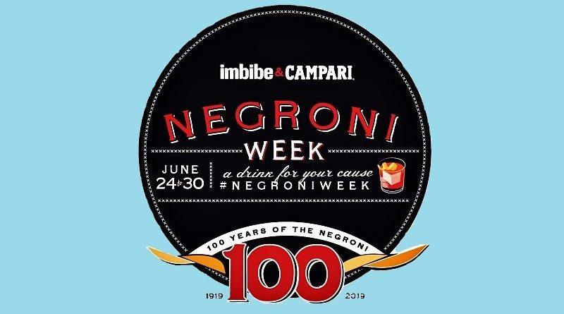 Chile se vuelve a sumar a la Negroni Week
