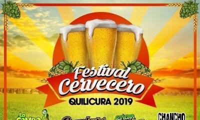 Festival Cervecero Quilicura 2019