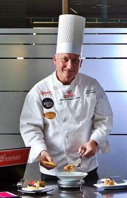 Chef Paul Patri.