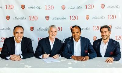 Ejecutivos de Santa Rita y Arsenal FC