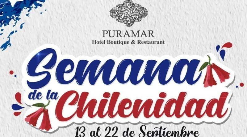 Disfruta de la semana de la chilenidad en Pelluhue