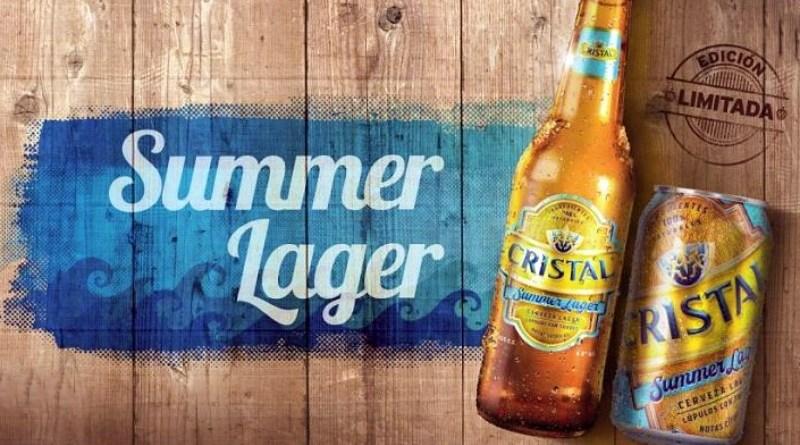 Summer Lager es lo nuevo de cerveza Cristal
