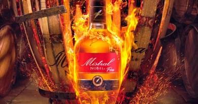 Fire es el último lanzamiento de Pisco Mistral en Chile