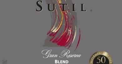 El vino blend Gran Reserva de Sutil celebra los 50 años de Supermercado Diez