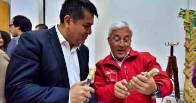 Autoridades de la Región de tarapacá participaron del encorche 2019 del vino del desierto