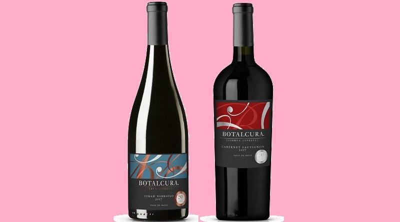 Viña Botalcura creó una nueva línea de vinos para Supermercado Diez