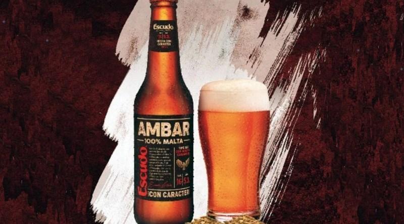 La variedad Ámbar es lo más nuevo de la cerveza Escudo